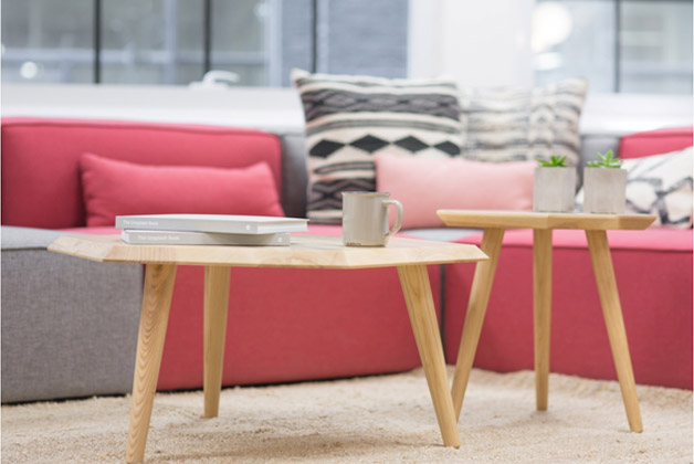 create a space that sparks passion