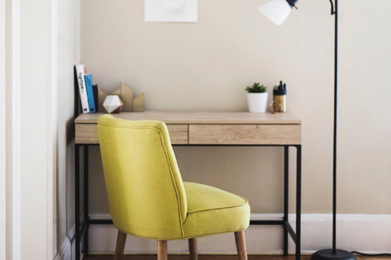 how to make your office interiors reflect your businesses core values